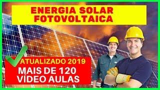 Curso de Energia Solar Fotovoltaica de Capacitação Pessoal | Empresa De Energia Solar Fotovoltaica