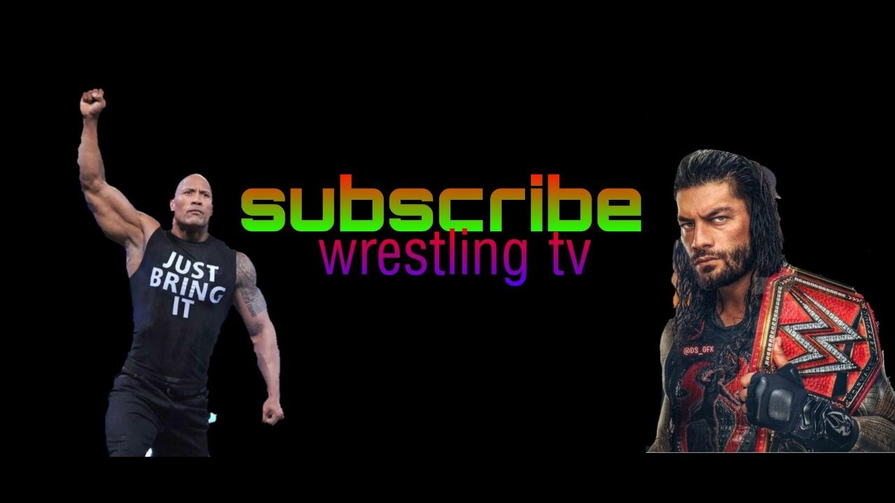Wrestling Live Stream