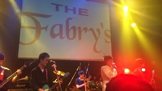 THE Fabry`s - 消臭 Party Night @ mito LIGHT HOUSE -  2016/04/04