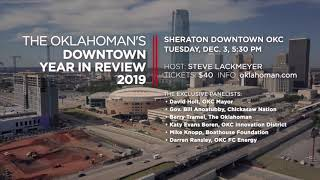 The Oklahoman's Downtown Year in Review