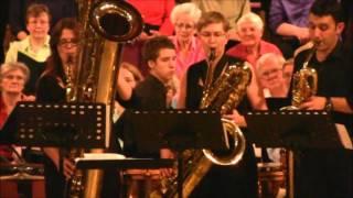 Sanctuary of the Heart – Saxophone Choir