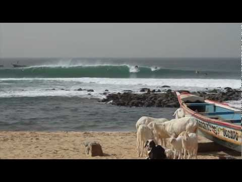 Pascal from http://www.thefreesurfer.com shot that video on and around Ngor island. Have a look at his homepage and subscribe to him on facebook http://www.facebook.com/thefreesurfer to support him and to see more stuff from around the world. To surf some of these waves stay with Jesper at the N'Gor island Surfcamp http://gosurf.dk