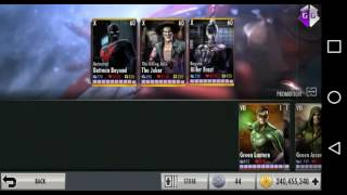 How to fully max out a character in Injustice including Level 60 Elite X *Root Required*