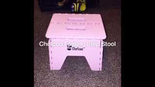Chefcoo Folding Step Stool #chefcoostool