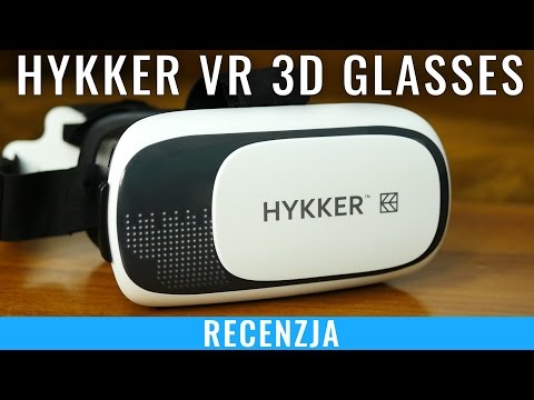 Hykker VR 3D glasses vs Google Cardboard - recenzja, porównanie PL