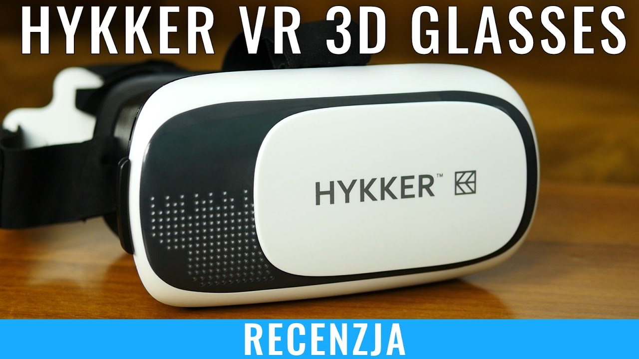 Hykker Vr 3d Glasses Vs Google Cardboard Recenzja Porównanie Pl
