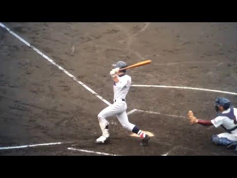 2016夏 横浜高校 内野手 齊藤大輝 4打数4安打