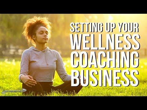 Wellness Coach Certification and Business Plan