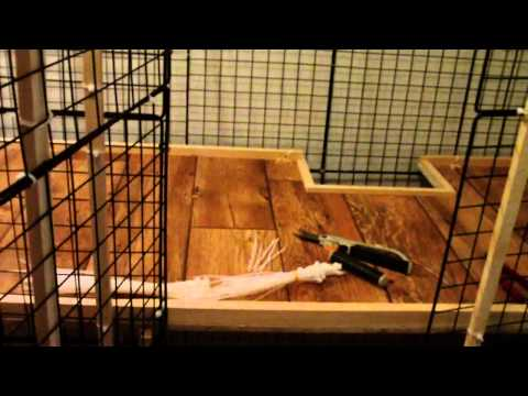 How To Build A NIC Rabbit Condo