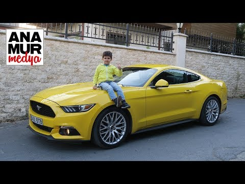 Ford Mustang Fastback 2016 Baba Oğul Test