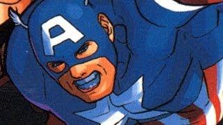 Classic Game Room - MARVEL SUPER HEROES vs. STREET FIGHTER review for Sega Saturn