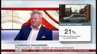 #LeaseholdScandal - BBC News - 25/7/2017