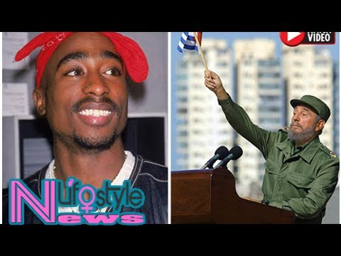 Tupac alive? Man who 'smuggled rap legend into Cuba' claims Fidel Castro ORDERED plot
