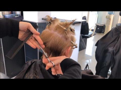Short Haircut for women #Hair #Hairstyle #haircut #pixiehaircut #bobhaircut#amalhermuz#shorthaircut