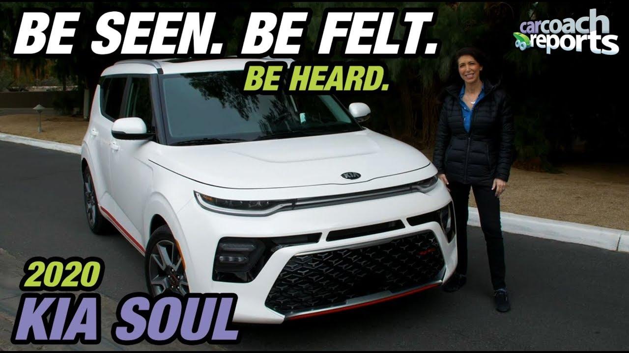 2020 Kia Soul Be Seen Be Felt Be Heard Youtube