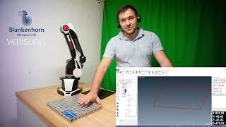 Let`s Measure | Verİsurf | CAD Design aus Geometrie - Ausrichtung - Positionierung an CAD Daten