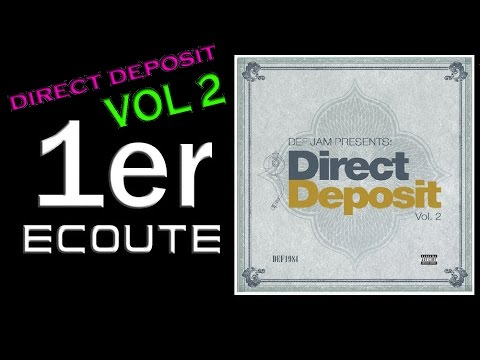 PREMIERE ECOUTE 💥 Def Jam Presents  Direct Deposit Vol 2