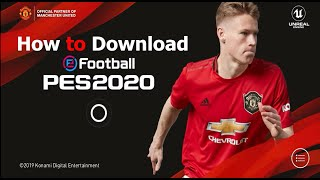 Download How To Download And Install Pes 2020 On Android