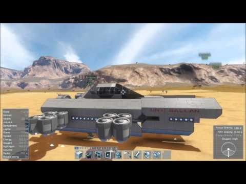 Space Engineers; Getting off Planet