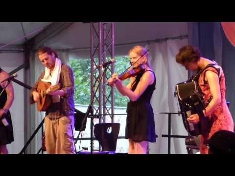 Monster Ceilidh Band, At The Tanz- & Folkfest (TFF) 2015 In Rudolstadt, Germany