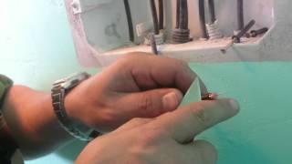 видео Рекомендации по использованию F-разъемов для соединения телевизионного (коаксиального)  кабеля