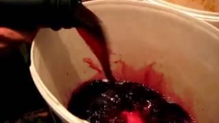Второе вино Каберне Совиньон. Видео с подсказками