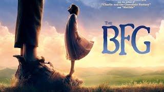 The BFG - official trailer (2016)Film Apik-Mark Rylance, Rebecca Hall, Bill Hader HD