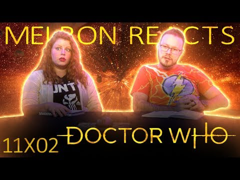 "MELRON REACTS: Doctor Who 11x2 ""The Ghost Monument"""