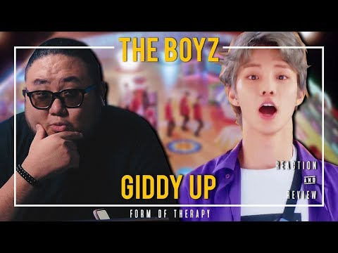 Producer Reacts To The Boyz Giddy Up