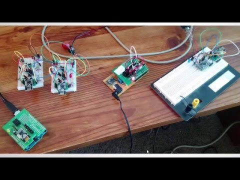 Building a Wireless Sensor Network with the nRF24L01 Part 1