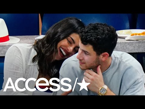 Nick Jonas Shares A Peek At His & Priyanka Chopra's Pre-Wedding Festivities | Access