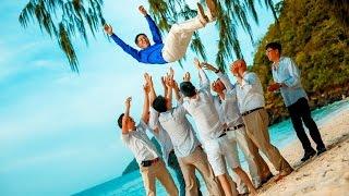 видео Сценарий европейской свадьбы: как празднуют? +Видео