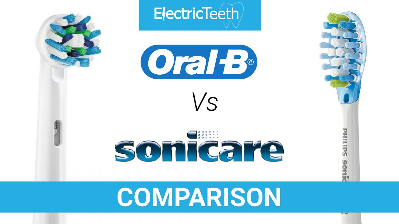 Image result for oral b vs sonicare