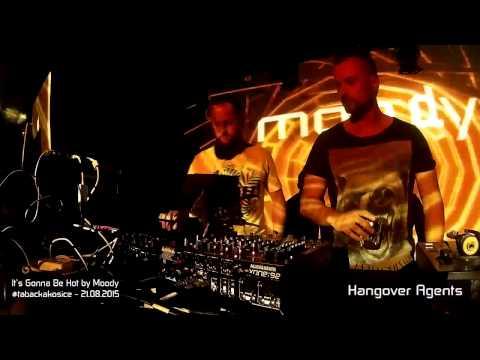 Hangover Agents @ Moody - Tabacka KulturFabrik (Kosice, Slovakia)