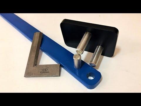Make a Metal Bending Tool // Demir Bükme Aleti Yapımı