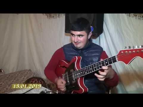 Agcabedi Sadiq - İrani Gitarada