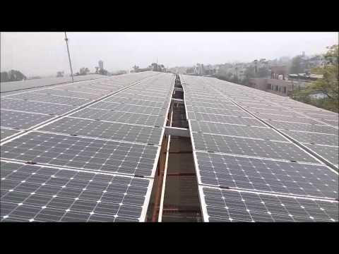 125 kW Solar Rooftop Installation