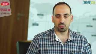 Interview de Wessam BAHNASSI Algeria 2.0 #Algeria20 au #AlgeriaGameDevFest