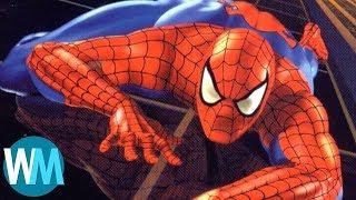 TOP 10 SPIDER-MAN VIDEOSPIELE