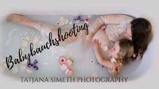 BABYBAUCHSHOOTING   Familien Alltag   Tatjana Simeth Photography  35. SSW   VLOG 16