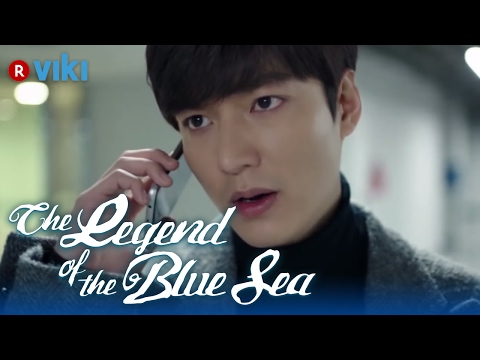 [Eng Sub] The Legend Of The Blue Sea - EP 16 | Lee Min Ho Plans to Break Into His Dad's House