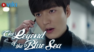 [Eng Sub] The Legend Of The Blue Sea - EP 16 | Lee Min Ho Wants To Break Into His Dad's House