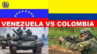 COLOMBIA vs VENEZUELA en Poder Militar - 2021.
