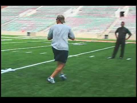 Jeff George Workout Part 1