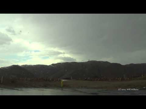 Close Lightning Strike - Temescal Valley, CA - 9/16/2014