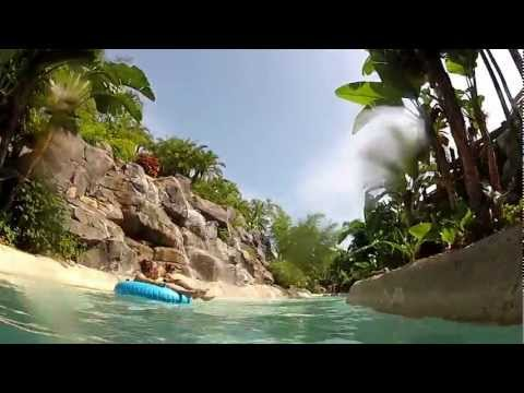 Disney's Typhoon Lagoon Castaway Creek (Complete) POV Walt Disney World
