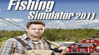 Fishing Simulator 2011 (2010) - gameplay