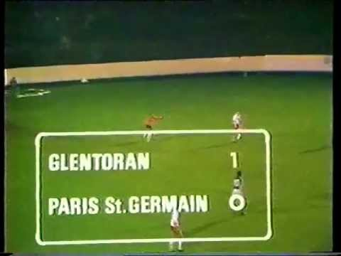 Glentoran v Paris St. Germain