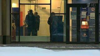 Крупнейшее ограбление банка в Петербурге (1,5 млрд руб)