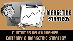 Marketing Strategy | Customer Relationships | Company & Marketing Strategy | Chapter 2 A | Lecture 4
